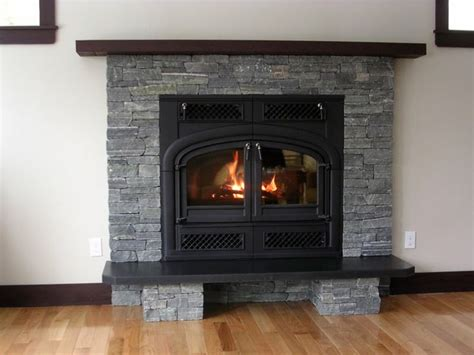 covering fireplace stone fireplace with cover color black all about home