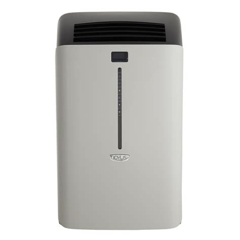 portable room air conditioner lowes shop idylis 10 000 btu 450 sq ft 115 volt portable air conditioner at lowes
