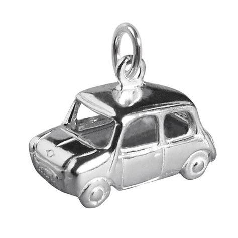 Mini Sterling Silver 925 Traditional Charm Pendant Car Mini Car Chandelier