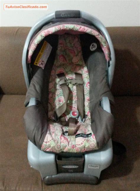sillas graco silla para carro y porta bebe en excelente estado marca