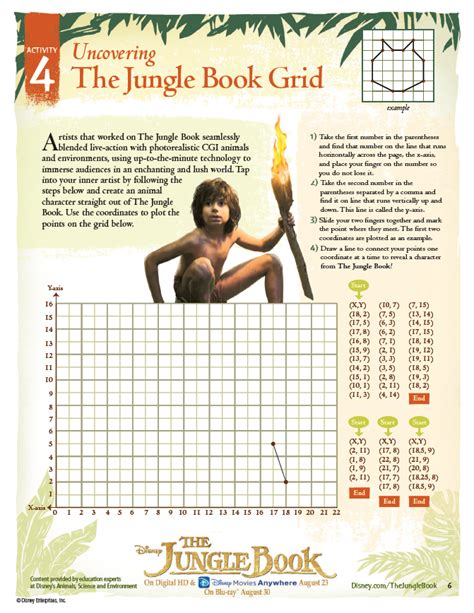 the grid books the jungle book and free activities and printables