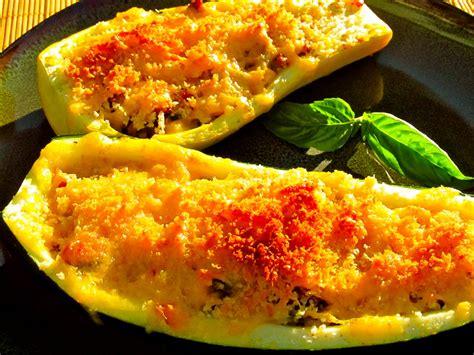 stuffed courgette recipe vegetarian vegetarian stuffed zucchini
