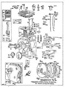 briggs stratton briggs stratton engine parts model 130200to13029900100075 sears partsdirect