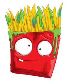 fungus fries the grossery gang wikia fandom powered by