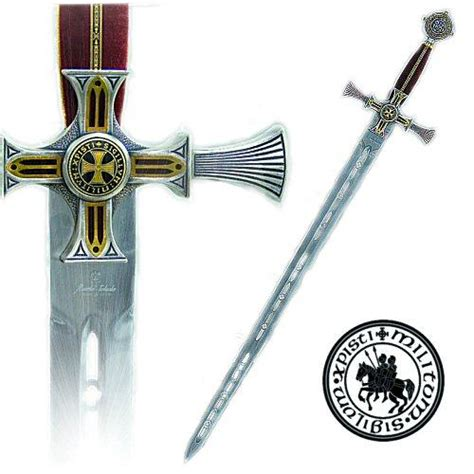 damascene sword templar templar swords for sale avalon