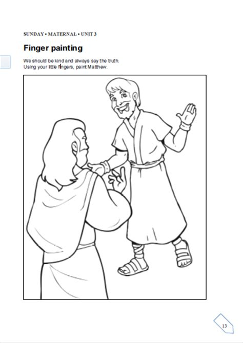 free coloring pages of jesus and pharisee