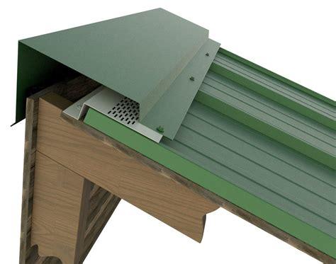 vented peak metal roof flashing   vented