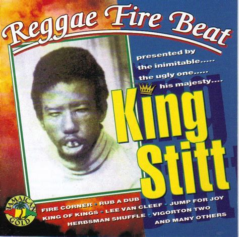 Cd Reggae Best Sellers king stitt reggae beat jamaican gold cd