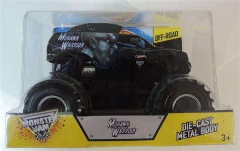 1 24 scale monster jam trucks wheels monster jam mohawk warrior 1 24 and 48 similar