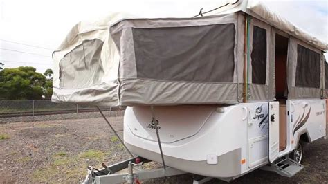 Jayco Bag Awning by 2011 Jayco Swan Cer Trailer For Sale At Used Trailer