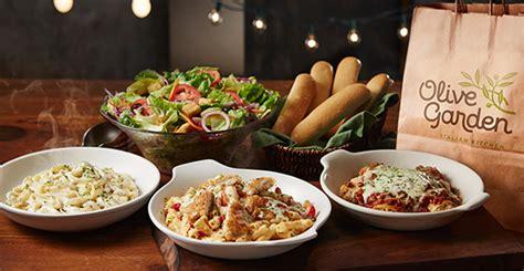 start   order togo olive garden italian