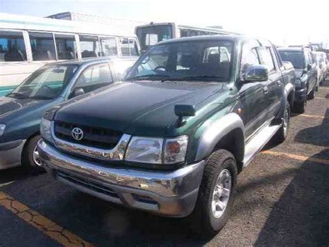 toyota hilux double cabin cars year  price   sale mascus usa