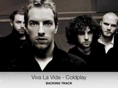 download mp3 coldplay viva la vida viva la vida by coldplay midi file backing track