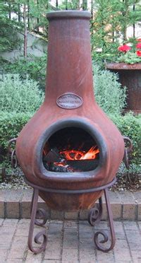 Chiminea Patio Ideas by Chiminea For My Patio Sitting By The Chiminea On A Summer