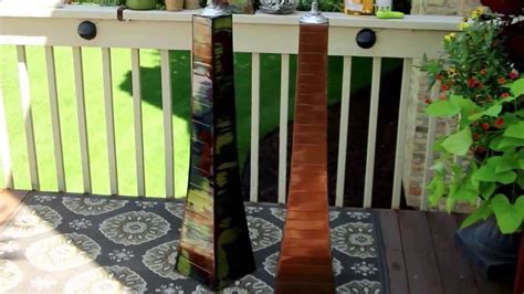 Outdoor Interiors Patio Oil Torch Care Use Safety Youtube