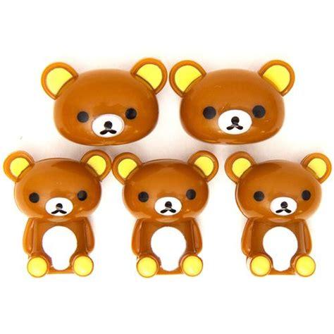 imagenes de osito kawaii imanes kawaii del oso pardo rilakkuma de san x otras