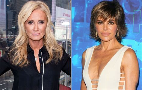 what did kim richards mean about lisa rinna husband lisa rinna kyle and kim richards face bunnygate and