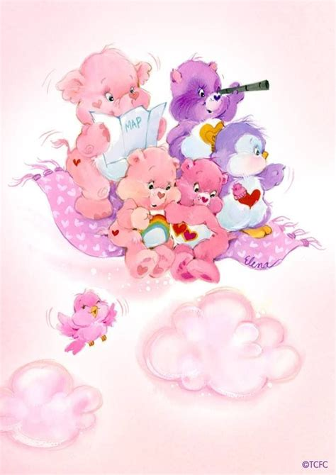707 images care bears amp cousins cheer coloring pages clip art