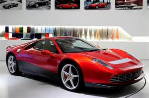 Customized Ferraris Eric Clapton S Custom Sp12 Ec Officially Unveiled