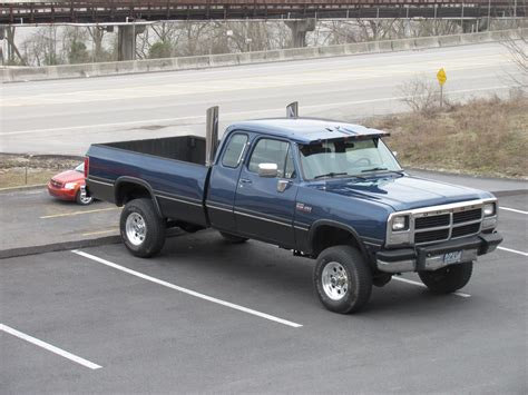 how cars work for dummies 1992 dodge d250 club parking system diocustoms 1992 dodge d250 club cablong bed s photo gallery at cardomain