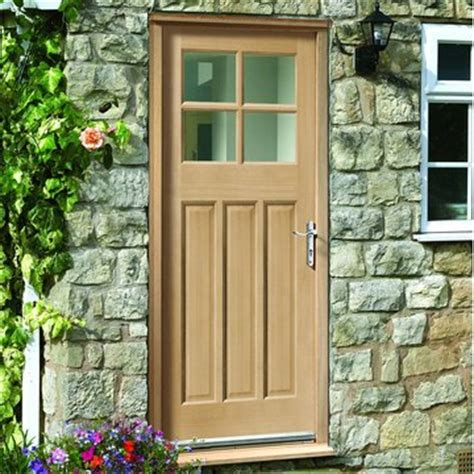 Exterior Doors Fitted Made To Measure Exterior Door Fit Your Own Glass