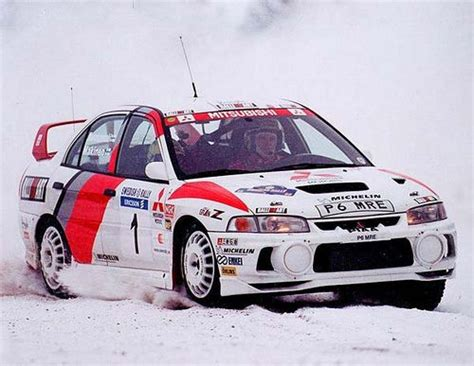 mitsubishi rally car top 50 rally cars mitsubishi lancer evo 4 flickr