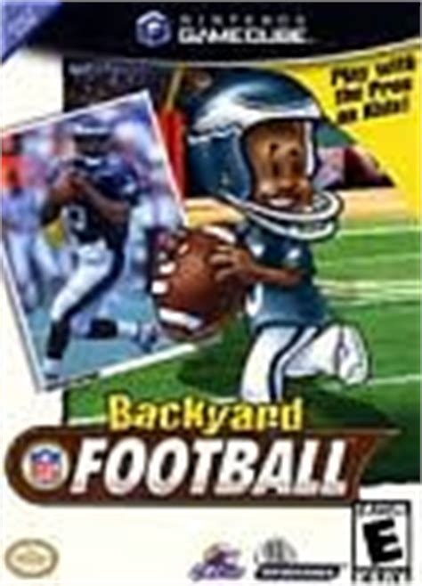 Backyard Football Cheats by Backyard Football Cheats Codes For Gamecube Cheatcodes