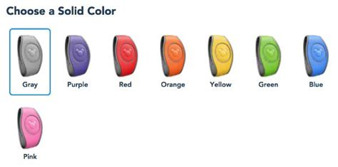 magic bands colors disney world fastpass information tips for using fastpass