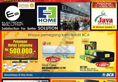 Contoh Surat Penawaran Alat Elektronik by Contoh Iklan Penawaran Elektronik Contoh 43