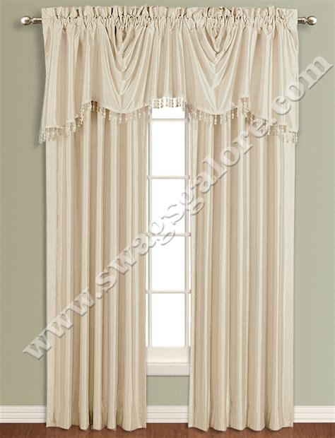 anna drapery anna lined rod pocket panel natural united curtains