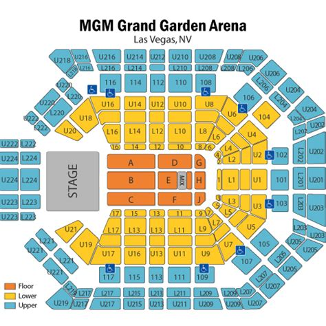 mgm grand map mgm grand arena floor map thefloors co