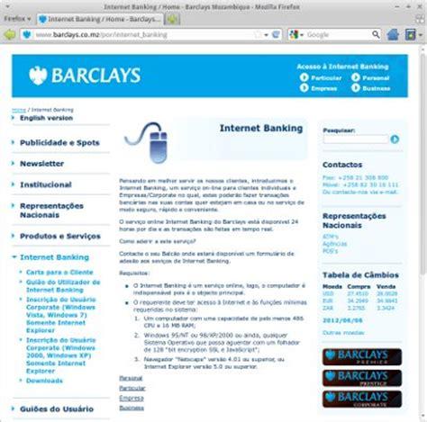 Banca Barclais by Banco Barclays Mo 231 Ambique Bancos De Mo 231 Ambique