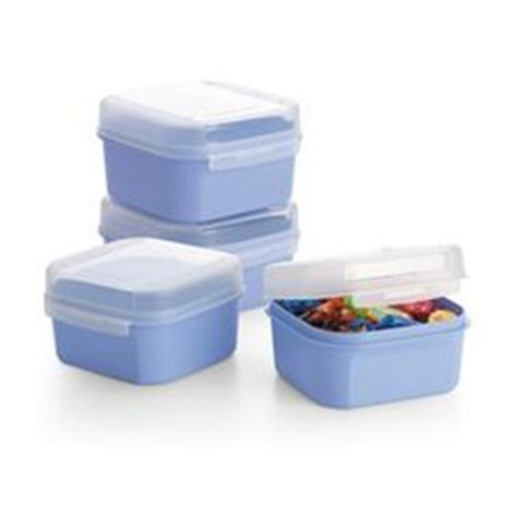 Tupperware Signature Line Set other dinnerware serving dishes tupperware mini signature line squares 450ml x 4 was listed
