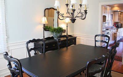 Dining Room Table Painted Black Stuff I Want To Make Paint My Furniture