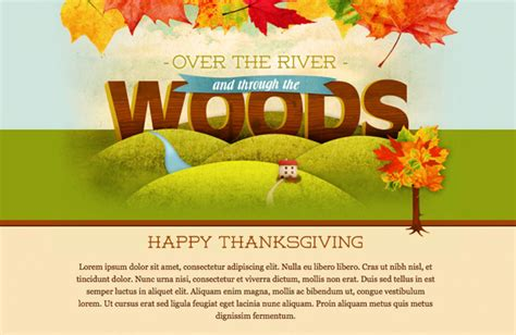 thanksgiving email templates thanksgiving email marketing templates email marketing