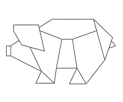 Topi Shape Simple Design geometric designs on behance
