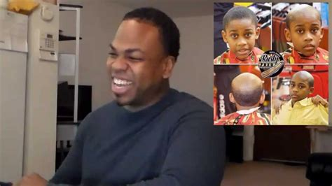 youtube punishment haircuts barbershop gives old man haircuts to misbehaving kids as