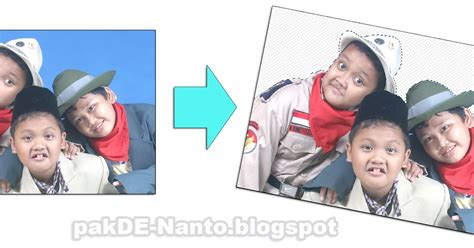 cara edit foto transparan photoshop cara menghapus background foto menjadi transparan