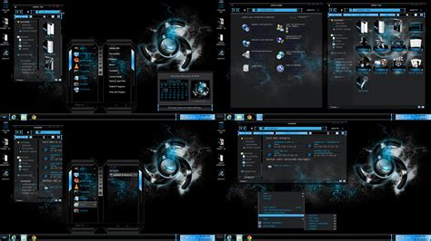 themes for omega hd 2 0 windows 8 theme orbit tx cm by customizewin7 on deviantart
