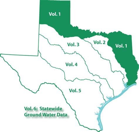 sabine river texas map water resources data texas water year 2000 volume 1