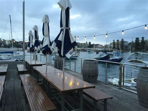 boat club manly outside deck after the rain picture of manly 16ft skiff
