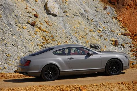 bentley 2 seater 2010 bentley continental supersports news and information