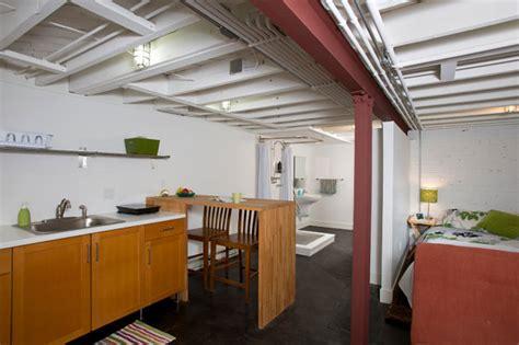 modern basement renovation decoist