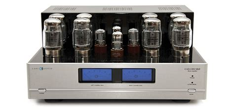 cad  mkii amplifier cary audio