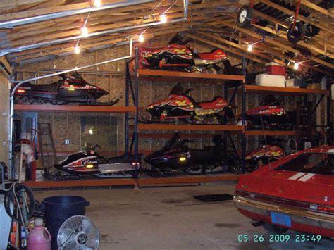 sled storage