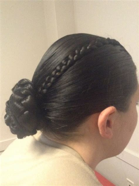 braided bun hairstyles for military woman 18 best images about beyond the bun on pinterest