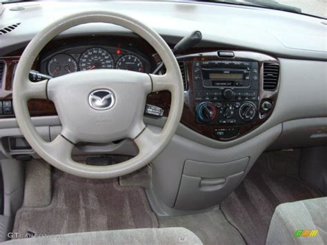 online service manuals 2000 mazda 626 interior lighting 2001 mazda mpv lx gray dashboard photo 59192288