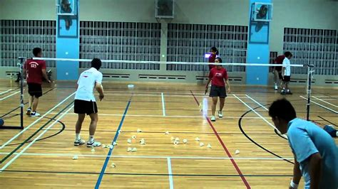 tutorial badminton youtube bai song badminton training singapore youtube
