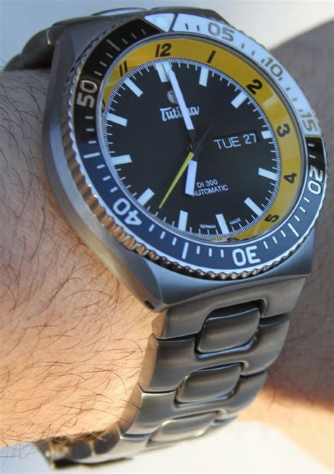 german dive watches tutima di 300 german dive review