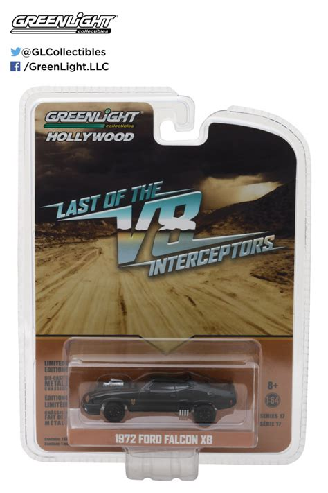 Diecast High Speed Skala 193 last of the v8 interceptors ford falcon xb 1 18 scale